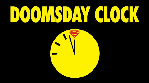 Doomsday-Clock-Death-Of-Superman